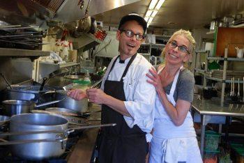 Ken and Wendy Gordon. Photo by Ken Ketchie.