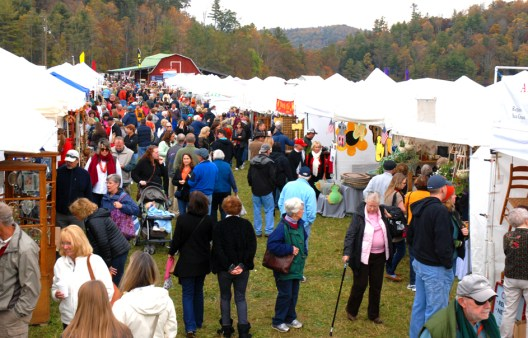 The Valle Country Fair offered fun for the whole family