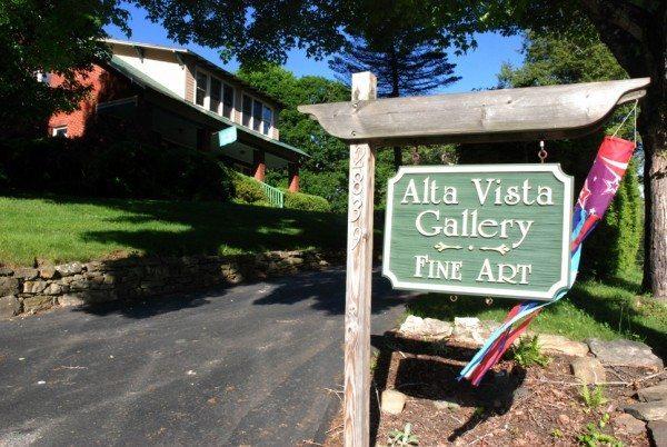 Alta Vista Gallery. Photo by Ken Ketchie.
