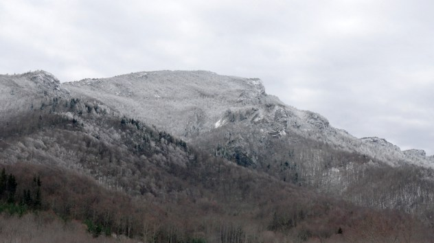 Grandfather Mountain -Photo by Ken Ketchie