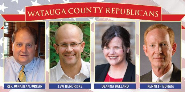 Watauga GOP Hosts LincolnReagan Celebration With Dinner  Debate on Saturday  High Country Press