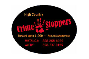High Country Crime Stoppers Logo