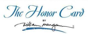 Honor Card Header