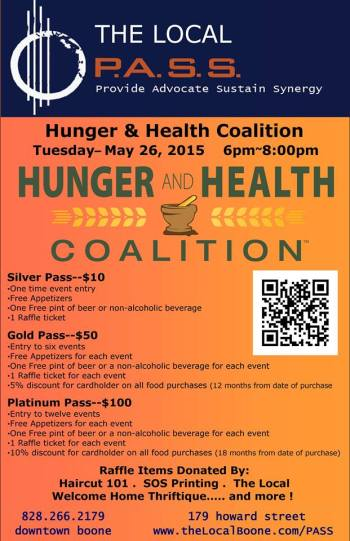 Hunger & Health Coalition Poster