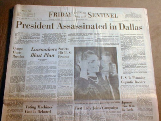 JFK Paper
