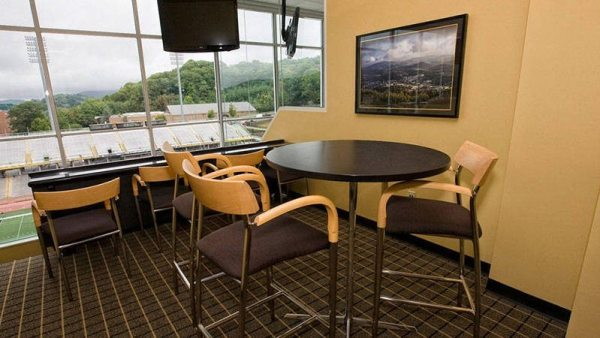 To review premium seating opportunities at Kidd Brewer Stadium, contact senior associate A.D. Brian Tracy at tracybd@appstate.edu.