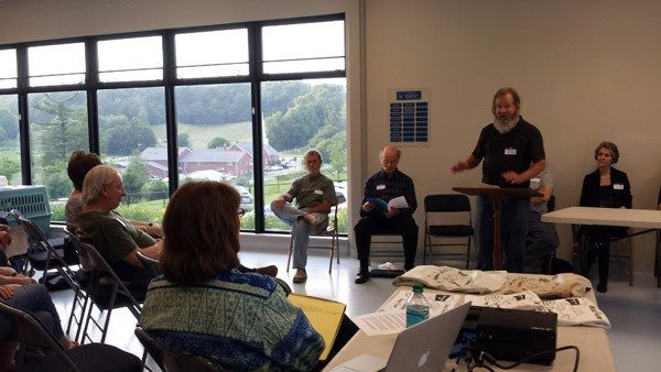 June 10 High Country WATCH Meeting. Photos by Josiah Clark.