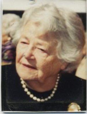 Mary Guignard Elder. Photo provided by the Elder family.