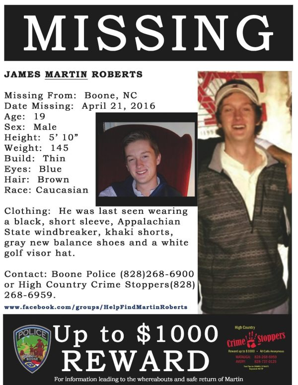 Missing Poster 167256-1