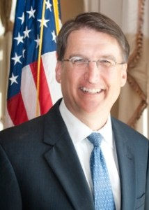 Gov. McCrory