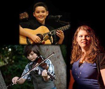Presley, Liam, Alyssa