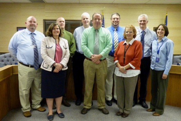 Principals at Watauga County Schools