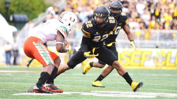 Miami Beats App State 45-10 Saturday | High Country Press