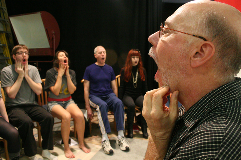 Actors Paradigm Workshop with Bradley Stryker