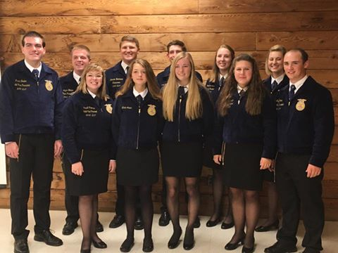 SLC 2016 wState Officers