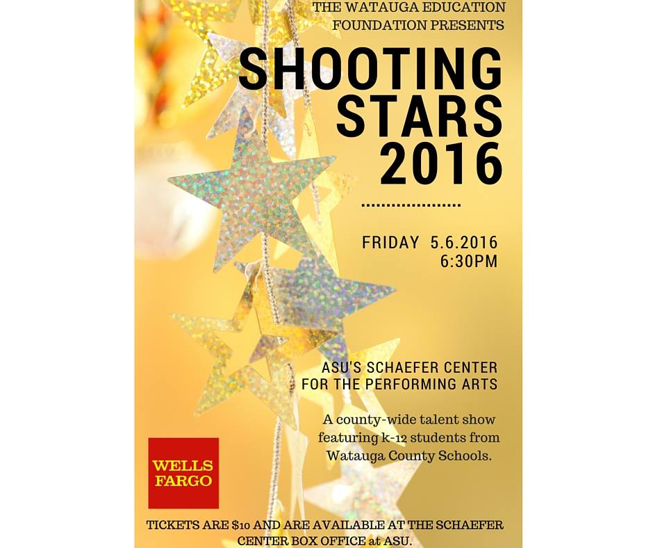 Shooting Stars: Talent Showcase to Feature Local Students at