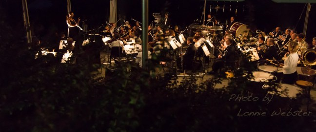 Symphony by the Lake at Chetola Resort in Blowing Rock, NC