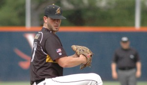 Rob Marcello and the defending Southern Conference champions are scheduled to play 26 home games at Beaver Field at Jim and Bettie Smith Stadium in 2013. Photo by Dave Mayo and courtesy of Appalachian Sports Information