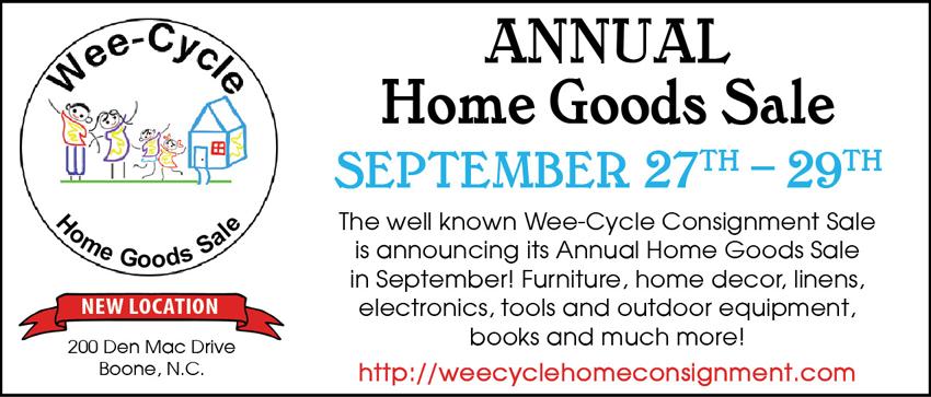 Wee Cycle Landing sept 2014