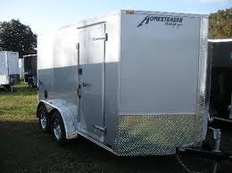 An image of the other trailer stolen last week.