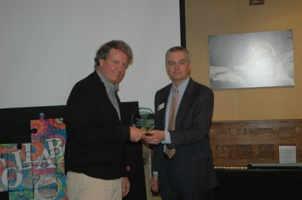 The Blowing Rock Charity Horse Show received the Special Recognition for Economic Impact