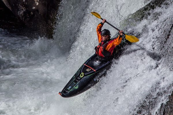 """""""Kayaker"""" by David Vanderlaan"""