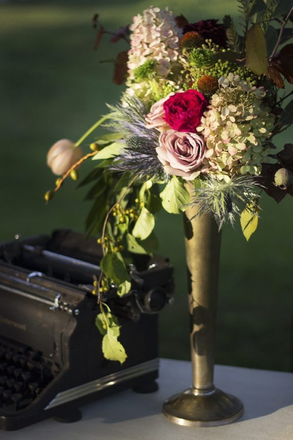 Calah Stephens Photography for High South Weddings. Fuschia Moss Floral Design.