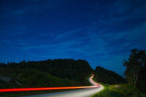 """""""Thunder Hill Overlook"""" by Hanna Wilson"""