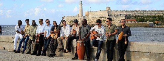 Havana Cuba All-Stars