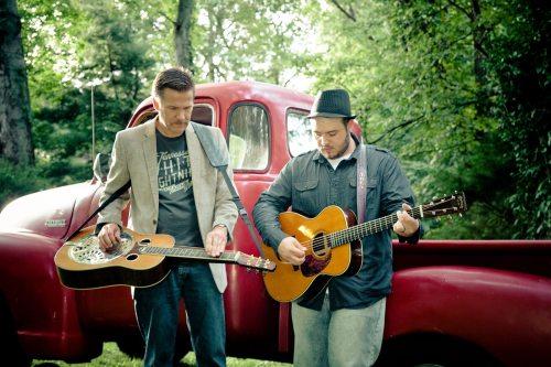 Rob Ickes and Trey Hensley. MusicFest N Sugar Grove
