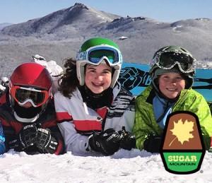 Kids at Sugar Mountain