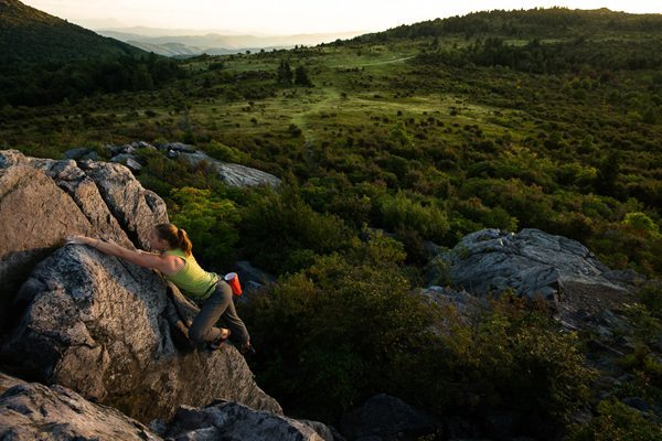 """""""Highland Bouldering"""" by Tommy Penick"""