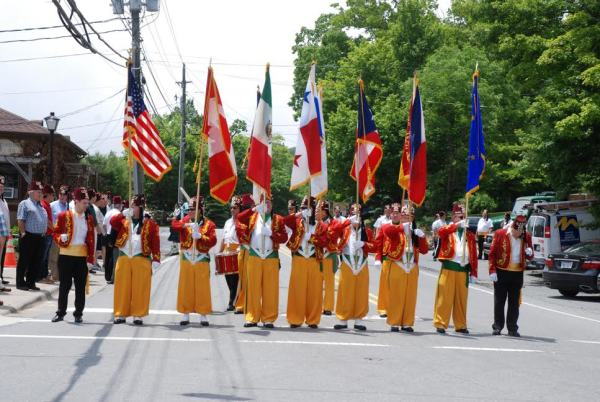 The Shriner parade was last held in Blowing Rock in 2014.
