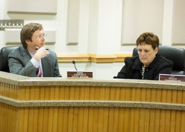 Watauga County Board of Elections Meeting 3/12/2015