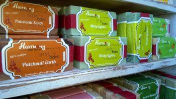 Harmony Acres soap