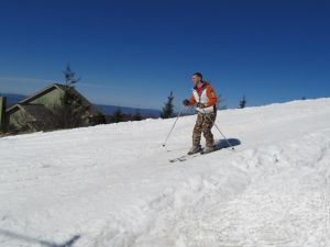 The Spring Fever Blowout at Beech Mountain Resort began on Monday. Photo submitted