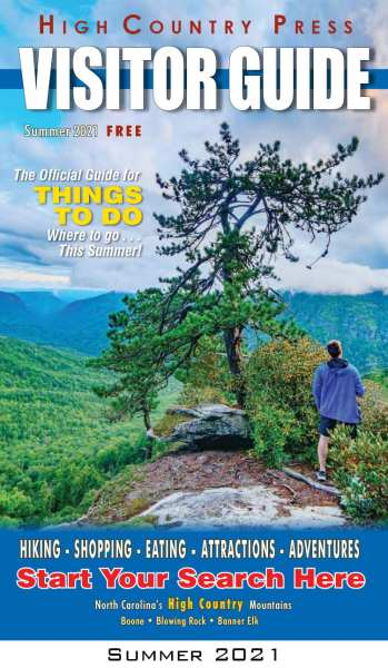 High Country Visitor's Guide