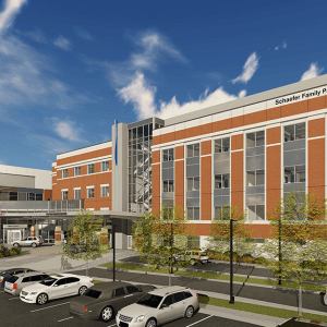 ARHS Names Schaefer Family Patient Care Tower in Honor of Lead Three Million Dollar Gift
