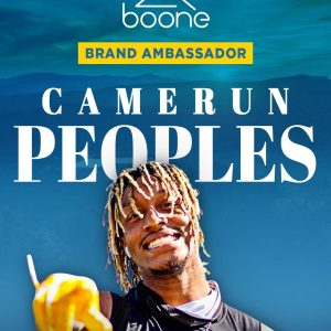Explore Boone Announces App State Running Back CamerunPeoples will be their New Brand Ambassador for this Year's Football Season