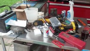 ham work bench