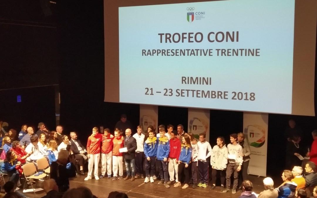 Cerimonia consegna onoreficenze CONI. Hockey Club Riva presente!