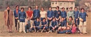 HC Riva Hockey Foto Storica 1971