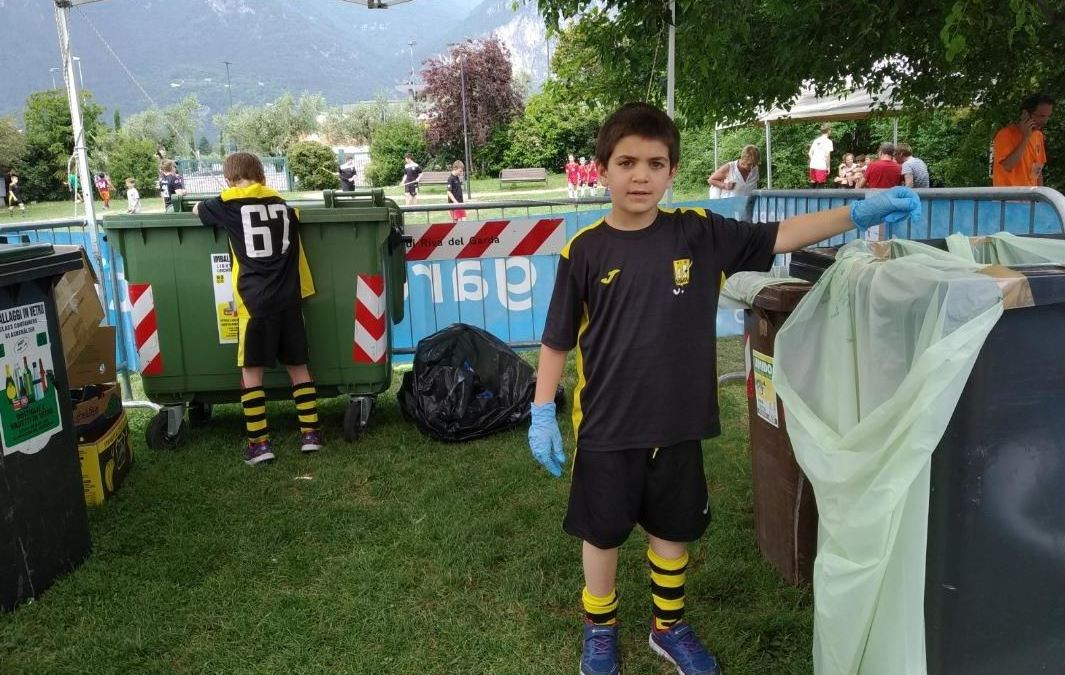 Il Comune di Riva celebra il nostro Bee Happy! green