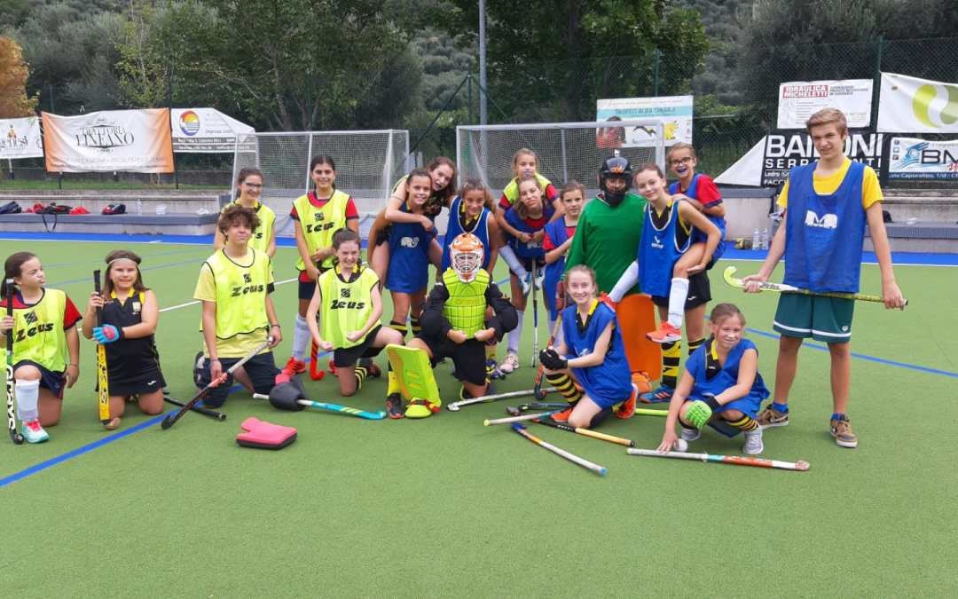 Tanto hockey in ricordo di Stefano