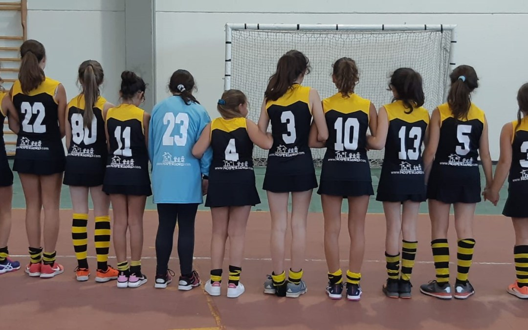 Under 14 femminile. Le trasferte, quelle belle!