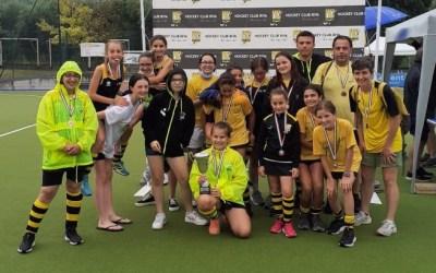 Finale di stagione col botto: le ragazze U12 sono terze in Italia
