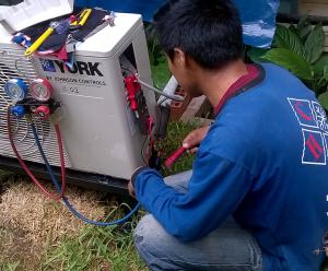Empresa de mantenimiento de aire acondicionado