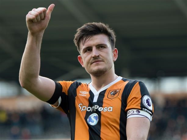HCSS Player of the Year, 2016/17 – HARRY MAGUIRE