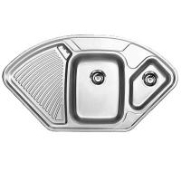 Corner Sinks | Corner Kitchen Sinks | Trade Prices