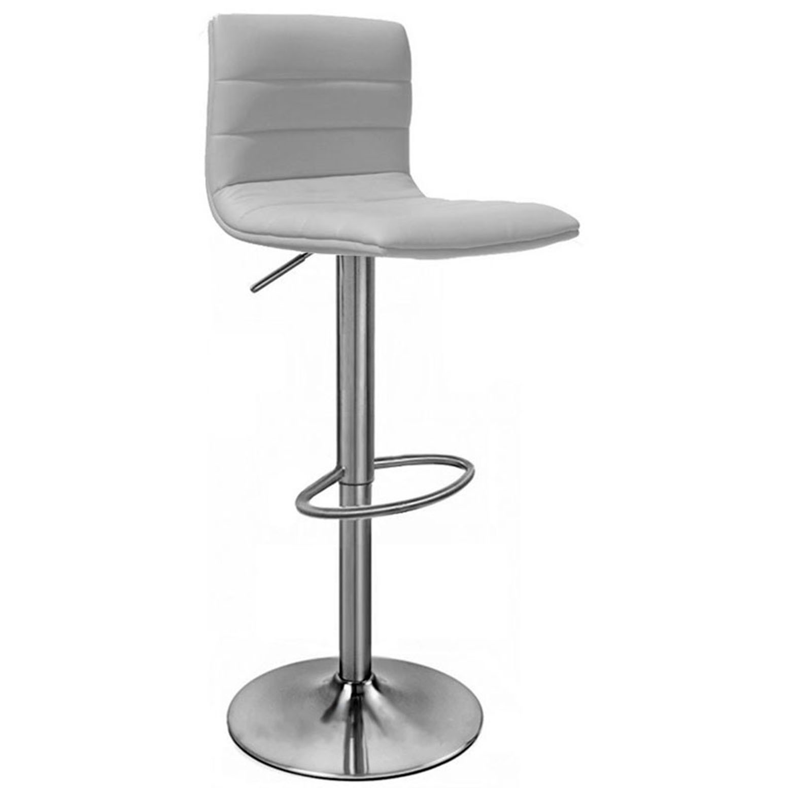 Aldo Brushed Bar Stool